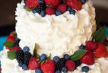 Wedding Cakes / Various wedding cakes