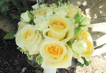 Yellow Wedding Flowers