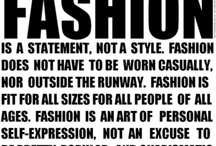 Fashion/Runway/Backstage/Editorial / by Tina Johnson