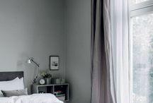 窓とカーテンコーデ