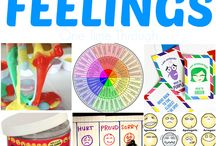 teach kids about feelings