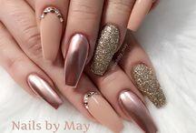 Nails / Nádherné nehty