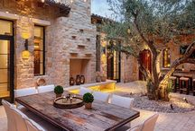 Porches and Patios and other outdoor spaces