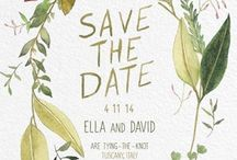 Time to plan - invites and prints