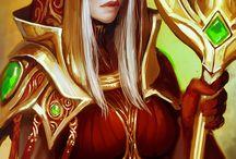 Blood elfki