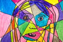 Abstract Portraits