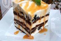 tortas heladas verano