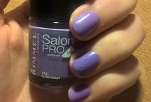 Nails / All about nail polishes