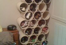 Storage Ideas / by Jennifer Samuels