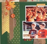 Scrapbooking pages / by Lisa Stuart