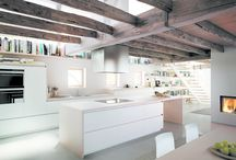 Kitchen Inspirations / A good kitchen is a great indicator of a good and happy home.