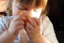 Zabawy z zapachami dla maluchów i starszaków