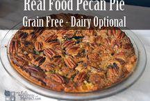 Grain Free Desserts