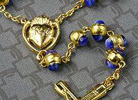 Biżuteria-różaniec