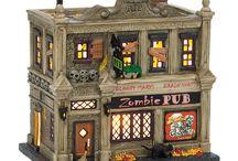 Halloween Village Supplies! / Creating my future spooky miniature village!