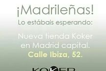 koker shop en Madrid