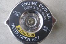 Radiator Cap  ラジエーターキャップ / ラジエーターキャップ Radiator Cap
