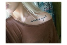 Inspiraties voor tatoeages / tattoos