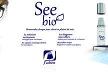 See Bio  / See Bio est une solution biologique ultra-nettoyante spécialement étudiée pour l'entretien de vos verres. La solution ne contient pas d'alcool et nettoie sans abîmer la couche antireflet de vos verres.