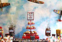 Vintage planes / 1e verjaarsdag do