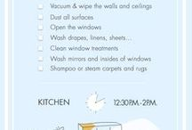Home Cleaning Tips / How to clean you house like a pro