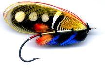 Klasyczne muchy łososiowe/Classic Salmon Flies