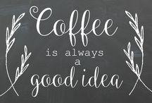 Phrases coffee