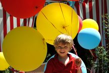 Referências - Ensaio Infantil Masculino