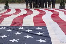 Patriotic / The Great American Flag & Our Military.....