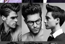 Hairstyle / Nice haircuts and style for every men
