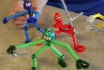 Kreative ideer for børn