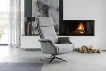 Relaxfauteuils bij Eurlings Interieurs