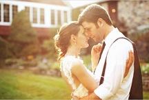 Engagement/Wedding Photo Inspiration / by Gina Stratton