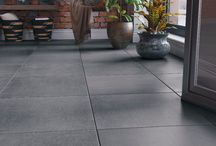 Bohemia Porcelain Tile by Crossville / Design deserves to be unconventional. Informal styles come together to create an unapologetic, fresh-take on texture. Taking its inspiration from nomadic, spirited cultures, Crossville's latest line of fabric-finish tile makes an impression in boho-chic style.