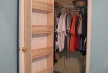 Двери гардеробной