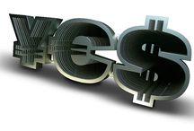 ¥€$ - Kinetic sculpture by artist Noart