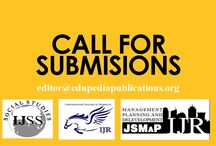 Call for Papers / editor@internationaljournalofresearch.org
