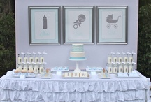 Parties: Baby Shower / by Sincerely Fiona