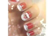 Christmas nails / by Ruby Roman