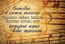 Família meu amor!
