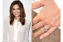 Celeb Engagement Ring Inspo