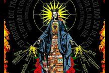 Nuestra Santisima Muerte (Our Most Holy Death) / Dia De Los Muertos