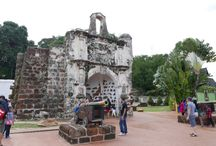 Malacca, Malaysia / A collection of photos taken on a visit to Malacca, Malaysia in June 2015.