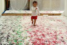 Via Luzzatti 15 / Uno spazio per bambini... in evoluzione