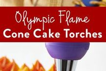 Olympic Games Themes