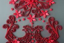 3D  Quilling / by Anu Radha venket
