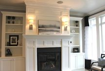 Fireplaces and Moldings