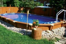Pools/Ponds/Water Features / by Janet Brandt