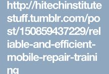 Reliable and Efficient Mobile Repair Training Course / Hi-Tech is the foremost Mobile Repairing Training Institute in Patna for basic, advance and combo level Mobile Repair training Course. Our syllabus is simplified and interpreted such that even a