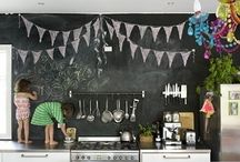 Kitchens / by HandbagsNPigtails SG